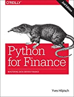 Python for Finance: Mastering Data-Driven Finance, 2nd Edition Front Cover