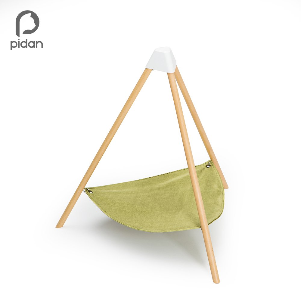 Pidan Studio Panier Corbeille Hamac Triangle Pour Chattriangle