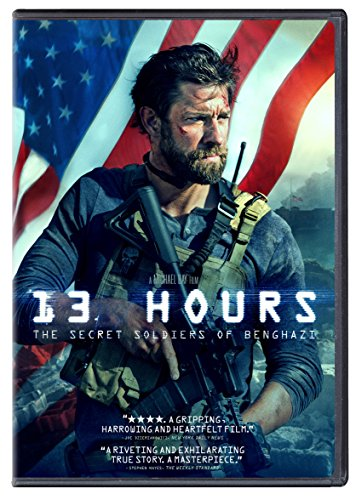 13 Hours: The Secret Soldiers of Benghazi (Best Soldiers In History)