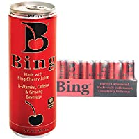 Bing Beverage Company Bing Cherry, 12- Fl. Oz (Pack of 24)