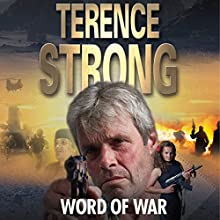 Word of War Audiobook by Terence Strong Narrated by Simon Mattacks