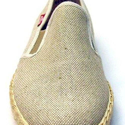Chaussures de toile Slip Festival en beig
