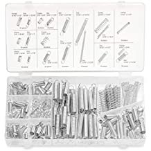 200 Pc Assorted Spring Set Auto Hobby Detail Project Repair
