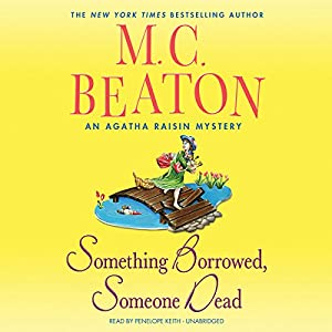 Something Borrowed, Someone Dead Audiobook