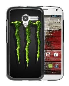 Hot Sale Motorola Moto X Case ,Unique And Lovely Designed Case With Monster 14 Black Motorola Moto X Cover