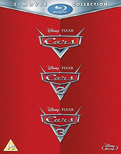 Cars: 1-3 [Blu-ray] [2017]