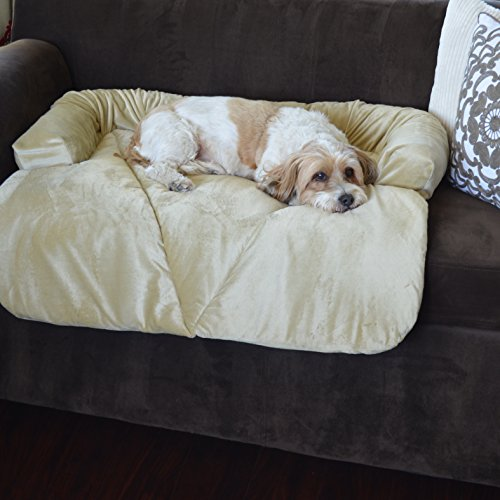 PETTHR Integrity Bedding Plush Pet Couch, Bed and Car Sea...