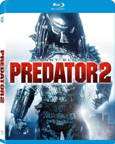 Predator 2 Blu-ray