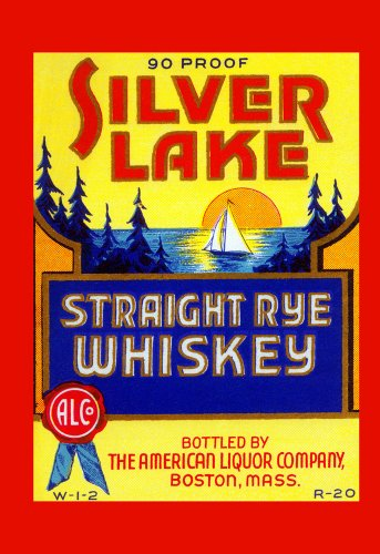 Straight Rye Whiskey - Silver Lake Straight Rye Whiskey 32
