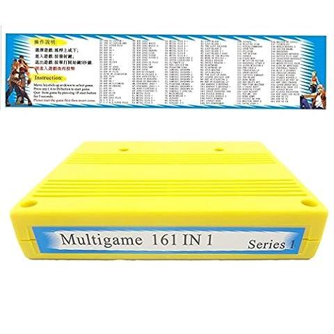 WINIT SNK 161 in 1 Multi Cartridge Game Pcb Board for SNK JAMMA Motherboard Arcade Machine Game - Jamma Arcade Board