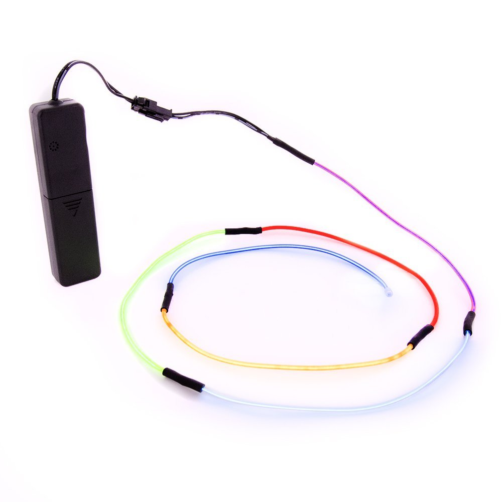 Exelent Electroluminescent Wire Kits Gift - Electrical Diagram Ideas ...