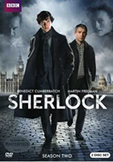 Amazon com: Sherlock: Season 1: Benedict Cumberbatch, Martin Freeman