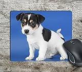 Puppy Jack Russell Cute Computer Mousepad Mouse Pad Mouse Mat Matt Pad Anti-Slip