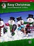 Easy Christmas Instrumental Solos, Level 1, Alfred Publishing Staff, 0739062212