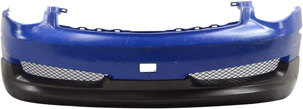 PU Fit for 2003-2006 INFINITI G35 2dr Coupe NS Style Front Bumper Add on Lip