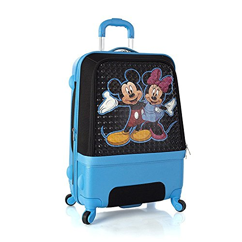 Heys Disney Clubhouse 26″ Hybrid Luggage Review