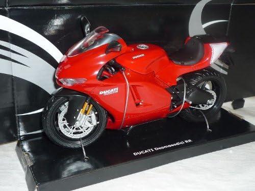 Ducati Desmosedici Rr Rot 1//12 Automaxx Modellmotorrad Modell Motorrad