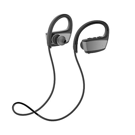 682eefaea16 Amazon.com: CHoppyWAVE IPX7 Waterproof Wireless Earbuds Headphones Swimming  Sports Bluetooth Headset Earphone - Black: Home Audio & Theater