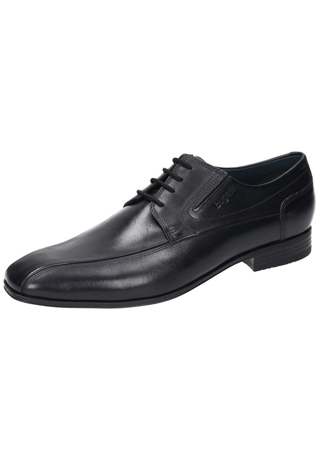 Mens-Lace-Up Schwarz 650226-1