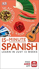Learn Spanish in just 15 minutes a day with this revolutionary language learning system, now with an accompanying free app that is available in the App Store and Google Play.       Practicing your language skills is quick, easy, and fu...