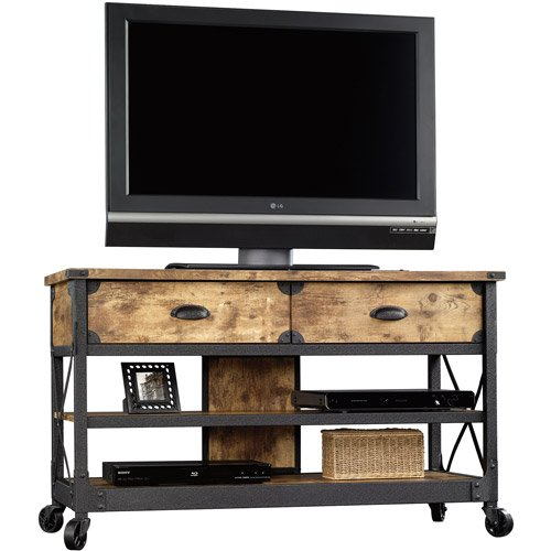 Vintage Panel TV Stand for TVs up to 52