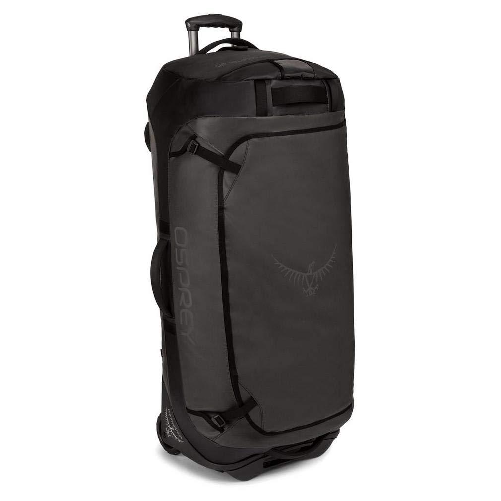 Osprey Packs Rolling Transporter 120 Duffel Bag, Black