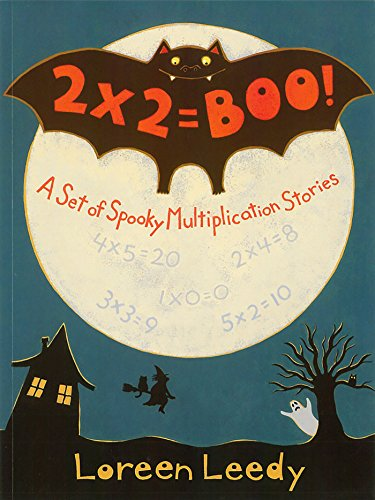 2 X 2 = Boo!: A Set of Spooky Multiplication Stories]()