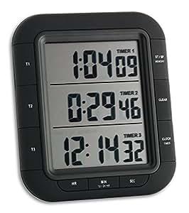 TFA 38.2023 - Avisador digital de cocina de 3 tiempos