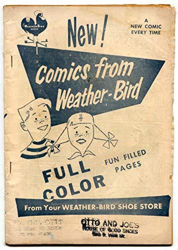 Tomahawk #43 1956- Weather-Bird Shoe Store Promo Comic