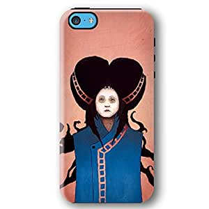 Fantasy Inspired Asian Design by Ethan Harris iPhone 5C Armor Phone Case