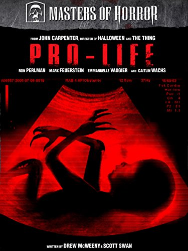 Masters Of Horror: Pro-life (Horror Master)
