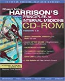 img - for Harrison's Principles of Internal Medicine, CD-ROM book / textbook / text book