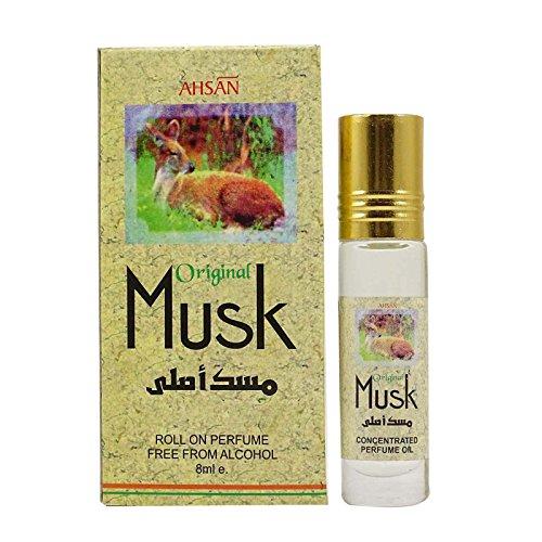 Natural Musk Essential Oil Perfume