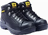 Caterpillar Hydraulic Safety Boot Black 10 by Caterpillar