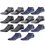 Save 15% on IZOD Mens 14 PK Moiture Control Athletic Lowcut Socks