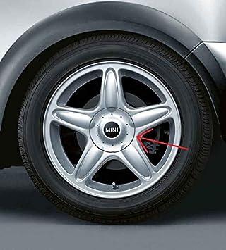 Mini Echt Silber Hub Gap Für 40 6 Cm 5 Sterne Blaster R103 Alufelgen 36136771001 Auto