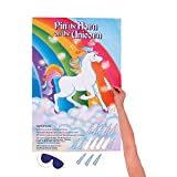 Fun Express PIN The Horn ON The Unicorn - Toys - 2