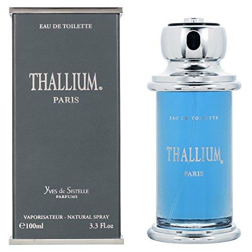 Thallium pour hommes par Yves De Sistelle 3,3 onces EDT SP