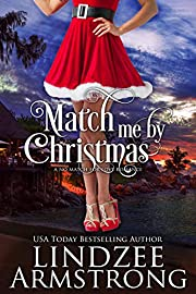 Match Me by Christmas (No Match for Love Book 8)