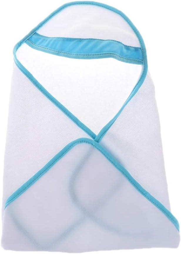 "Bath Towel Baby Hold Blanket Doll Supplies For 10-18/"" Reborn Newborn Doll #2"
