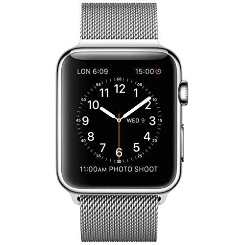 Apple Watch Stainless Steel Milanese