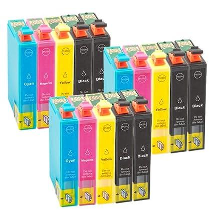 15 platinumserie Impresora tinta XL te0711, te0712, te0713, te0714 ...