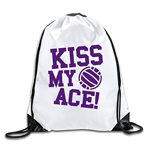 maneg-kiss-my-ace-volleyball-gym-drawstring-backpacktravel-bag