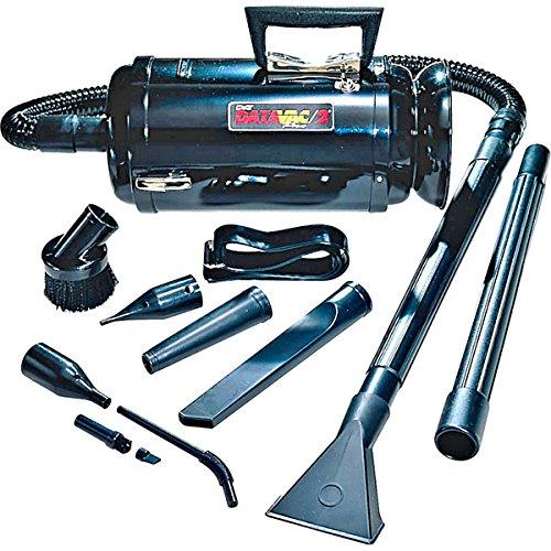 METROVAC 1.7 HP Data Vac Pro Series Next Generation Vacuum/Blower Unit with Variable Control, 120-Volt Data Vac Pro Series