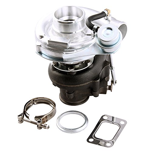 maXpeedingrods T04E T3/T4 .63A/R Turbo Turbocharger Compressor 420+HP Internal Wastegate - T3 Internal Wastegate