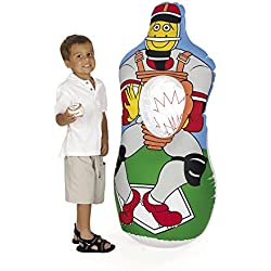 Inflatable Baseball Catch Game