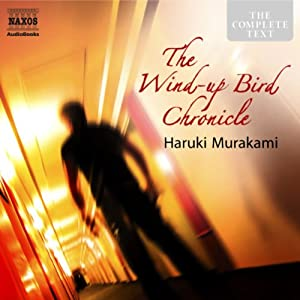 The Wind-Up Bird Chronicle Audiobook