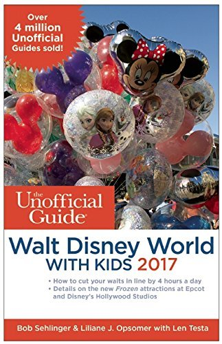 Download PDF The Unofficial Guide to Walt Disney World with Kids 2017