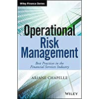Operational Risk Management: Best Practices in the Financial Services Industry