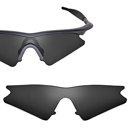 39917990e1b Cofery Replacement Lenses for Oakley M Frame Sweep Sunglasses - Multiple  Options Available (Black -